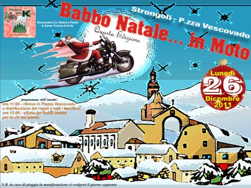 strongoli,makalla,babbo,natale,in,moto,2011