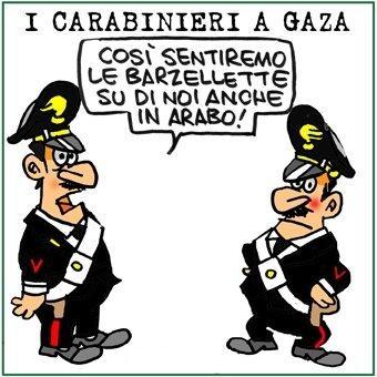 carabinieri a gaza1.jpg